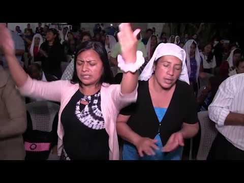 AGRUPACIÓN MUSICAL JOSUÉ 1:9  VIDEO EN VIVO VOL: 1 ///Señor eme aqui