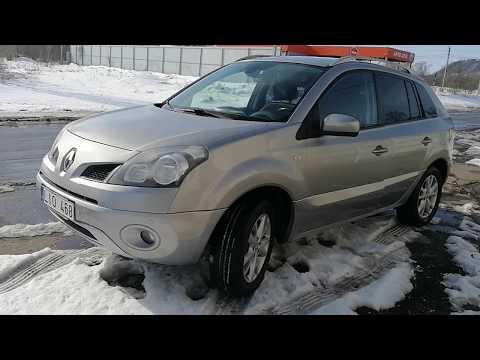 Renault Koleos 2008г. 4300 евро. UAB Viastela
