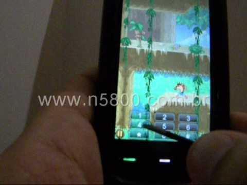 Crash Bandicoot Mutant Island - Nokia 5800 XpressMusic - www.n5800.com.br