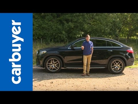 Mercedes GLE Coupe review – carbuyer