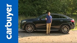 Mercedes GLE Coupe review - carbuyer