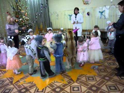 детский сад АНТОШКА,   малыши