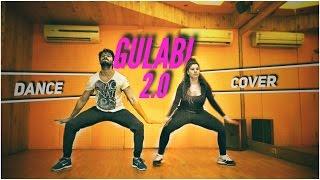 GULABI 2.0 | NOOR | DANCE COVER | SAMBHAVNA & AVINASH | SONAKSHI SINHA