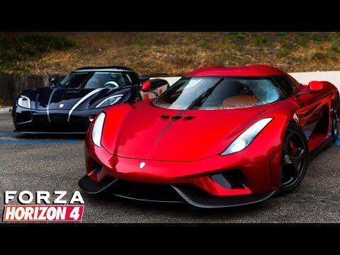 OYUNUN EN HIZLI ARABASI? // Forza Horizon 4 thumbnail
