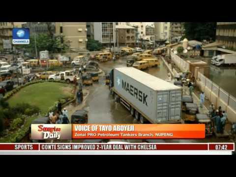 NUPENG PRO Says No Tanker Driver Was Involved In Apapa Violence,Debunks Killing Report