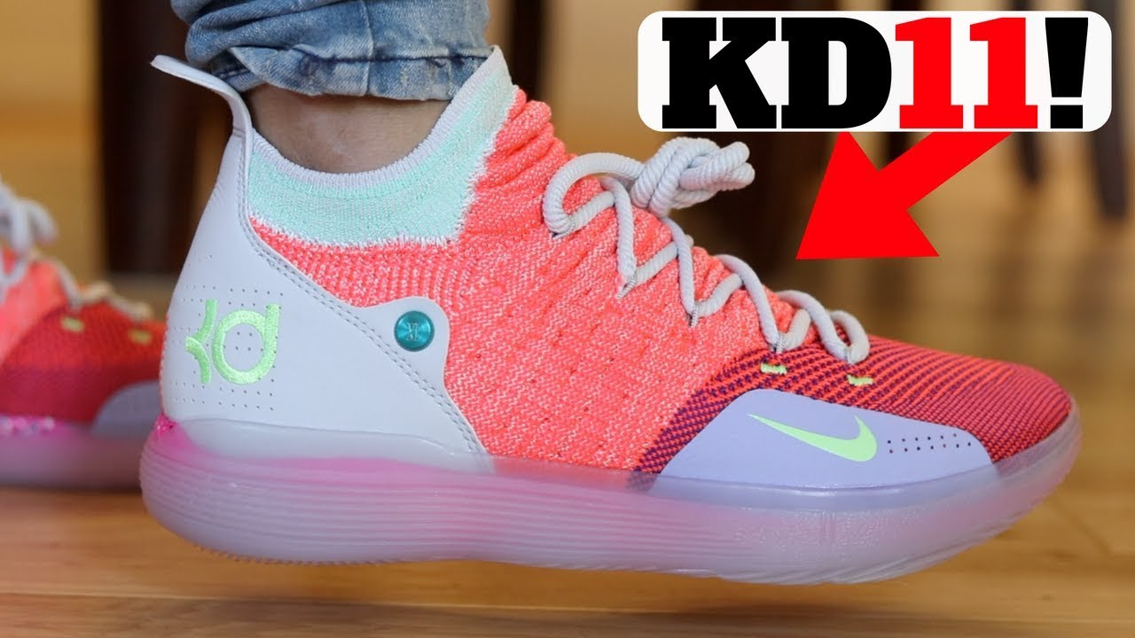 d29eda7f5d0b8 First Thoughts  Nike Zoom KD11 (These Are NOT For Me) - YouTube