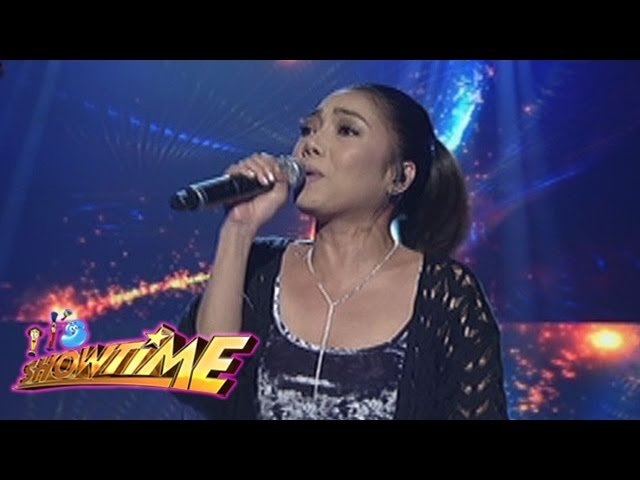 "It's Showtime: Jona sings ""Pusong Ligaw"""
