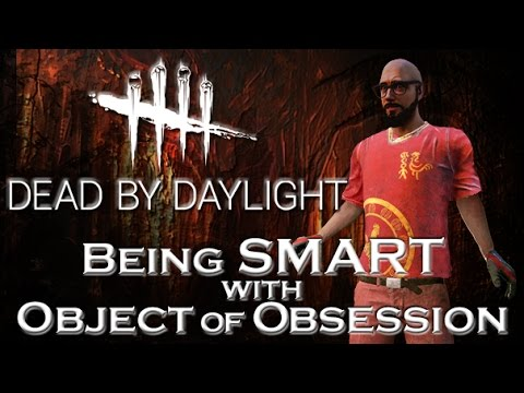 Being Smart with Object of Obsession  Dead by Daylight  Survivor 57 Dwight