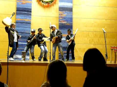 jõulupidu Viluste PK 2010 ( Muumid- Allakäinud ühiskond)