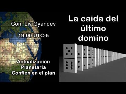 Directo: La caída del último Domino, con Liv Gayndev