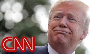President Trump's falsehoods vs. lies