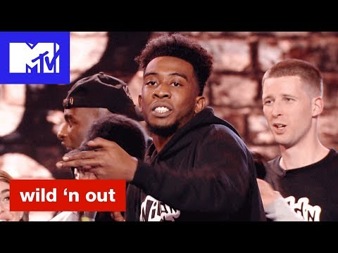 Desiigner Vs. Justina Valentine Plus Some 'Girl on Girl' Action | Wild 'N Out | #Wildstyle