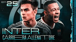 DYBALA E DEPAY ALL'INTER?? DOPPIO ACQUISTO SURREALE!! CARRIERA ALLENATORE INTER EP25 FIFA 20