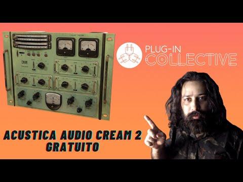 Acustica Audio Cream 2 Gratuito por tempo limitado