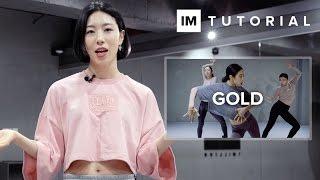 gold   kiiara 1million dance tutorial
