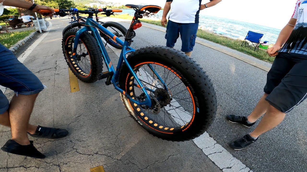Citycoco fat bike inceleme