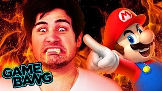 Hot Pepper Mario Party (game Bang)