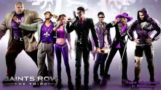 Saints Row: The Third [Soundtrack] - Planet Saints 3