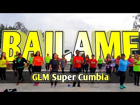 Bailame Nacho   GLM Super Cumbia   Dance Fitness   Pinamalayan