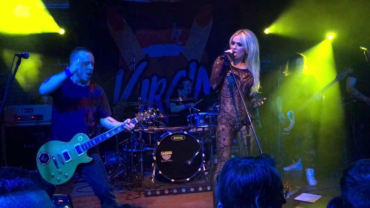 Doda & Virgin - Dżaga (Hard Rock Cafe Warszawa)