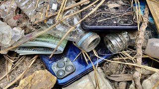 Restoring abandoned destroyed phone | Found a lot of broken phones in the rubbish