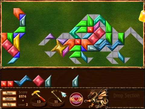 Magic Inlay Game Play Fantasy Valley-(Level 2)