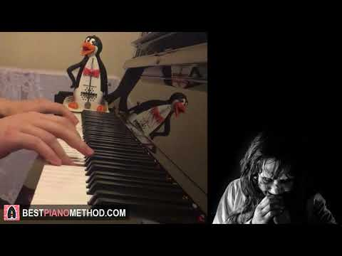 The Exorcist Theme (Piano Cover by Amosdoll)