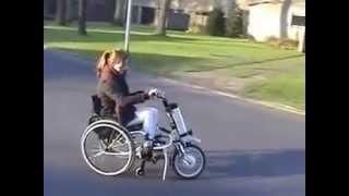 Spectacular Motorized Wheelchair