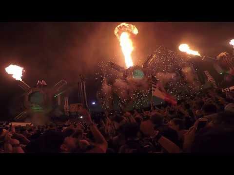 Snails EDC Las Vegas Basspod 2017 Full set