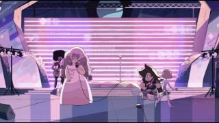Steven Universe - Pearl Fuses With Rose Quartz