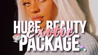 Huge Exotic Beauty Package ✧FORCED AND POWERFUL WOW ✧