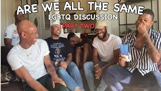 DO ALL GAY MEN THINK ALIKE (PART TWO) GAY STEREOTYPES DISCUSSION