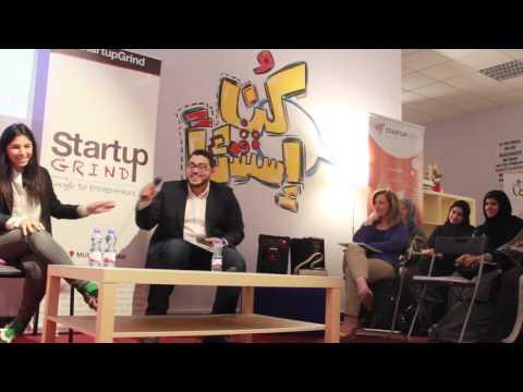 Startup Grind Muscat - Loulou Khazen Baz