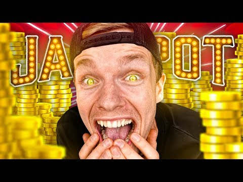 JACKPOT MET KNOLPOWER COIN! - Minecraft Survival #286