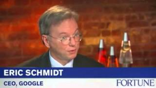 """Everyone needs a coach"" Bill Gates & Eric Schmidt"