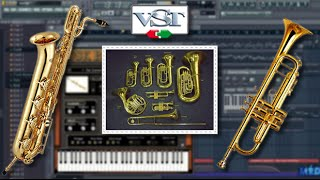 Trumpet & Soprano Saxophone Vst ( All Brass Instruments Vst ) Free Plugin