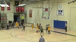 Men's Basketball: Queensborough vs. Bronx CC (01/03/2019)