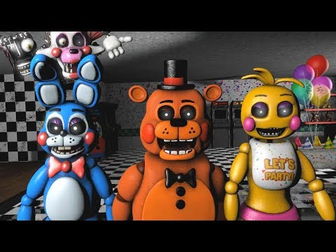[FNAF SFM] Secrets of the Past (Five Nights at Freddy's Animation) thumbnail