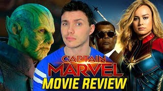 Captain Marvel - English Movie Trailer, Reviews, Songs