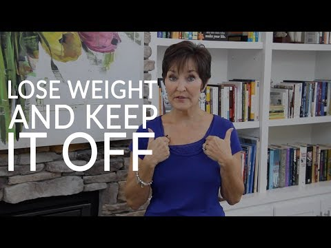 Behaviors to Help You Lose Weight and Keep it Off