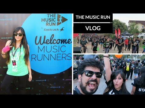BANGALORE, INDIA 2016 | The Music Run™ by Fastrack