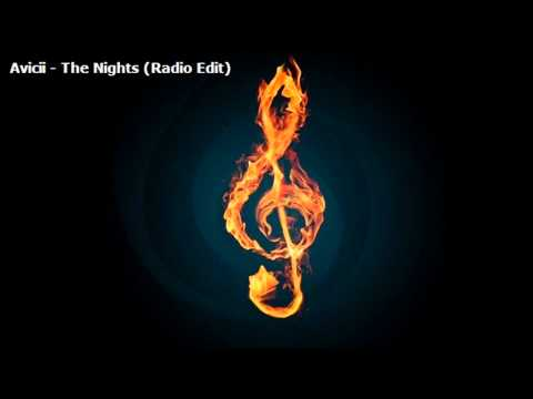 Avicii  The Nights Radio Edit