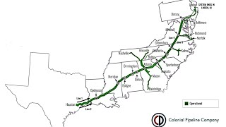 """""""Colonial Pipeline Crisis: Panic at The Pump"""" Connect the Dots"""