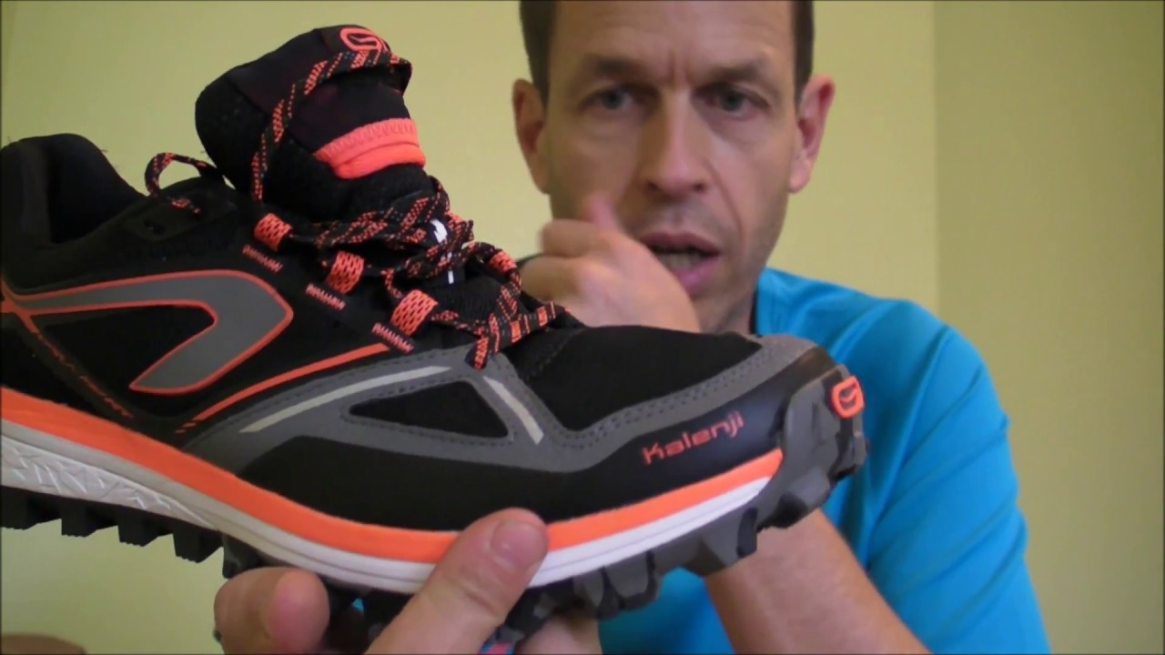 56210c51f29 Test Decathlon chaussures Kiprun Trail MT Kalenji - YouTube
