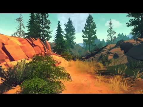 Firewatch playthrough pt9 - Knocked the F'Out!/Controlled Burn