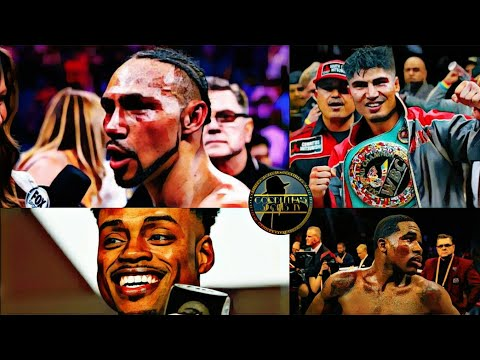 Keith Thurman Blast Mikey Garcia & Adrien Broner For Not Being Real Welterweights!!!
