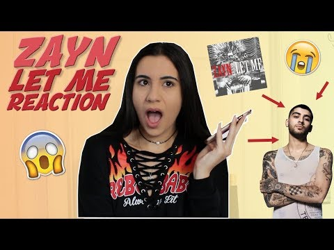 "Cover Lagu ZAYN ""LET ME"" REACTION & REVIEW (Freak Out) 