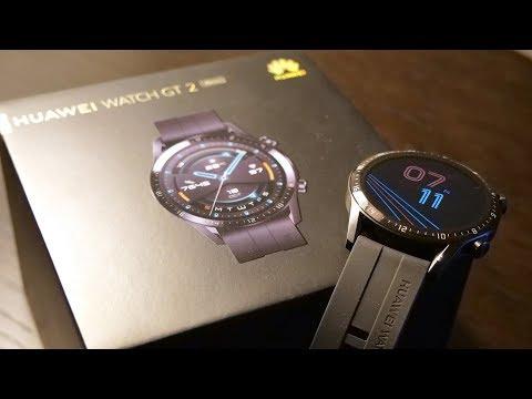 Huawei Watch GT2 | 46mm Unboxing & Tour