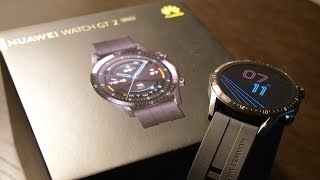 Huawei Watch GT2 | 46mm Unboxing & Tour