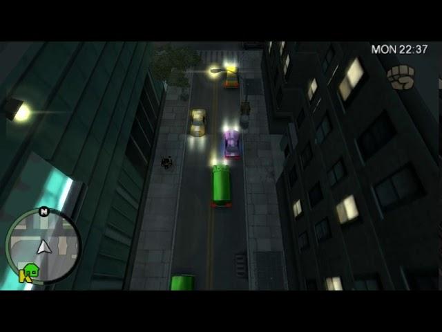 Jouez à Grand Theft Auto Chinatown Wars sur Sony PSP avec nos Bartops Arcade et Consoles Retrogaming
